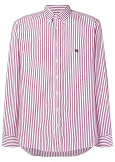 Etro thin stripe shirt