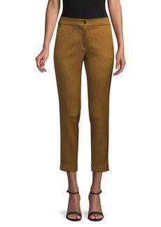 Etro Tie Print Pants