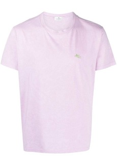 Etro tonal paisley print T-shirt