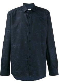 Etro tonal print shirt