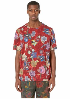 Etro Tropical Floral T-Shirt