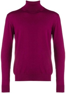 Etro turtleneck slim jumper