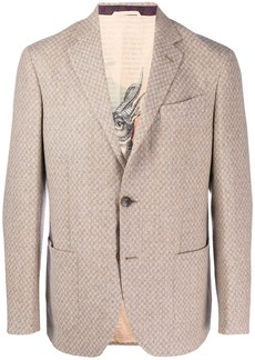 Etro tweed jacket
