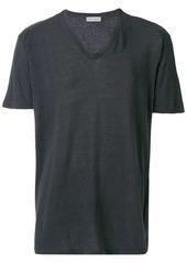 Etro v-neck loose fit T-shirt