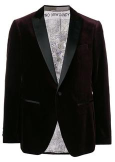 Etro velvet tuxedo jacket