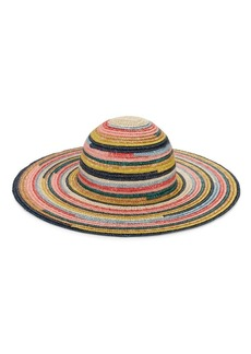 Eugenia Kim Bunny Multicolor Straw Hat
