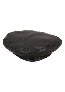 Eugenia Kim Cher Leather Beret