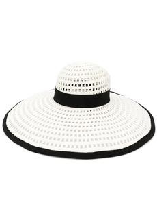 Eugenia Kim crochet hat