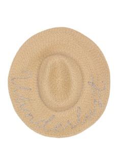 Eugenia Kim Emmanuelle Wanderlust Wide Brim Fedora Hat