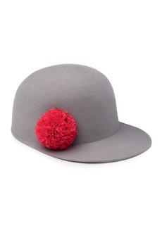 Eugenia Kim Bo Wool Felt Baseball Hat