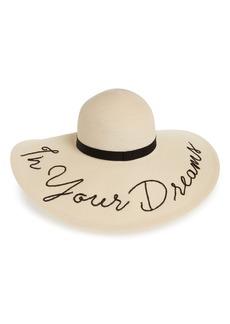 Eugenia Kim Bunny In Your Dreams Sun Hat