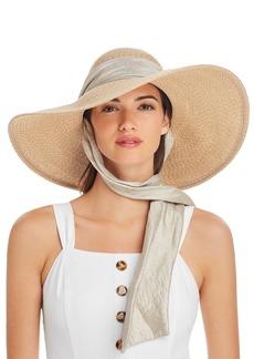 Eugenia Kim Bunny Tie-Neck Hat