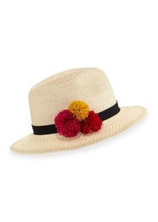 Eugenia Kim Lillian Hemp-Blend Fedora Hat