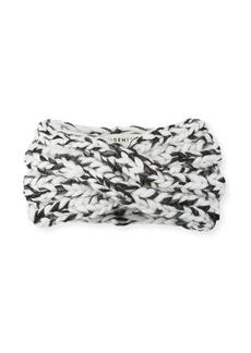 Eugenia Kim Lula Metallic Knit Ear Warmer Headband