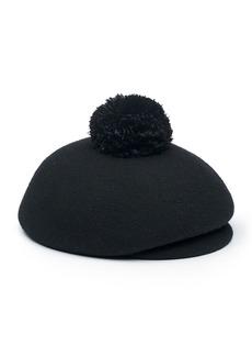 Eugenia Kim Ogden Wool Newsboy Hat