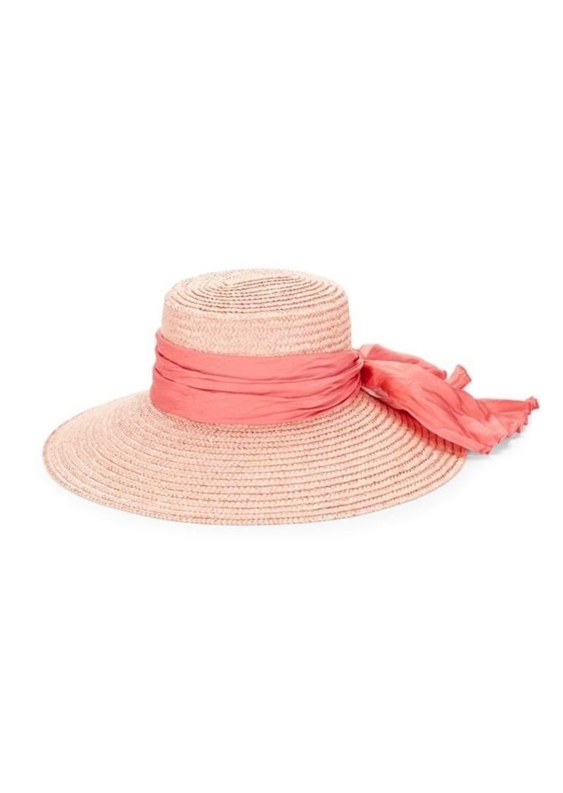 On Sale today! Eugenia Kim Eugenia Kim Straw Sun Hat 55833e90563d