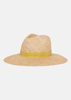 Eugenia Kim Women's Emmanuelle Straw Hat - Beige, Tan