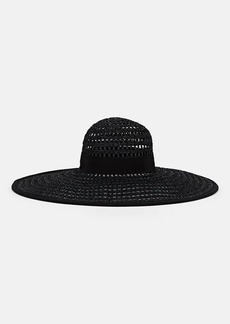 Eugenia Kim Women's Sunny Vented Sun Hat - Black