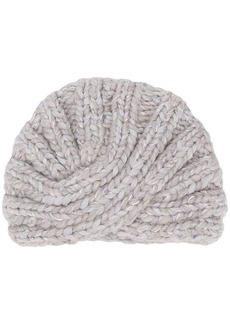 Eugenia Kim fitted knitted hat