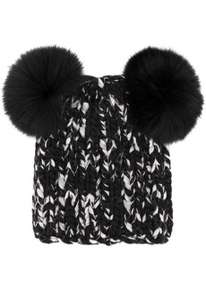 Eugenia Kim knitted fitted hat