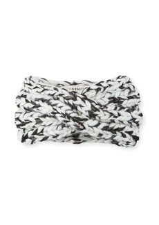 Eugenia Kim Lula Metallic Knit Ear Warmer Headband
