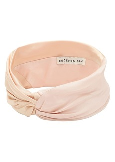 Eugenia Kim Malia Satin Headband