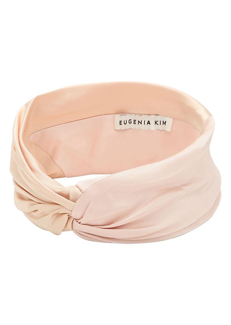 Eugenia Kim Malia Satin Headband