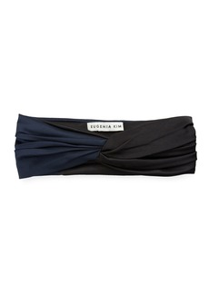Eugenia Kim Malia Two-Tone Knotted Headband