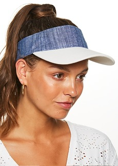 Eugenia Kim Paige Denim Visor