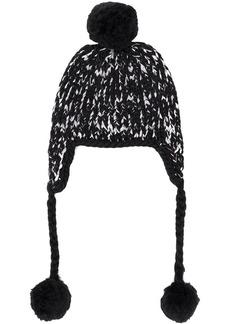 Eugenia Kim pompon embellished hat