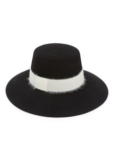 Eugenia Kim Stevie Mohair-Blend Band Wool Bucket Hat