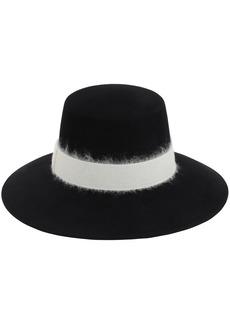Eugenia Kim Stevie Wool Felt Hat W/ Hatband