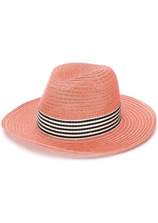 Eugenia Kim stripe band sun hat