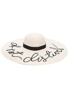 Eugenia Kim Sunny 'do Not Disturb' Hat