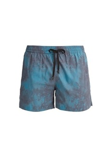 Everest Isles Anton abstract-print swim shorts