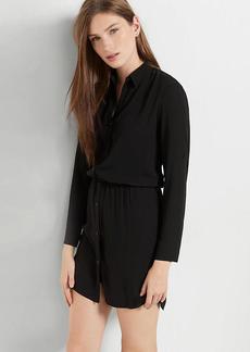 Express Black Shirt Dress