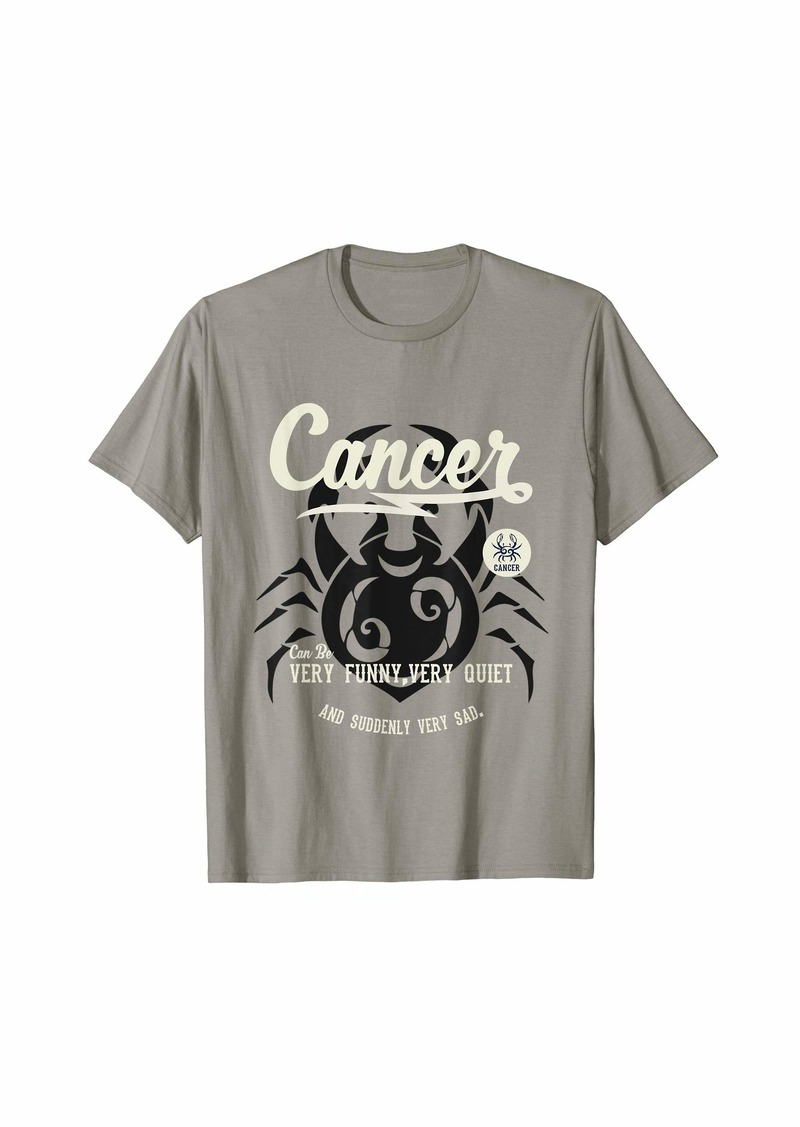 Express Cancer Characteristics T-Shirt