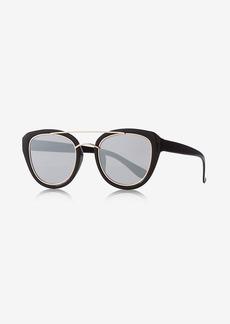Express Claire Brow Bar Sunglasses