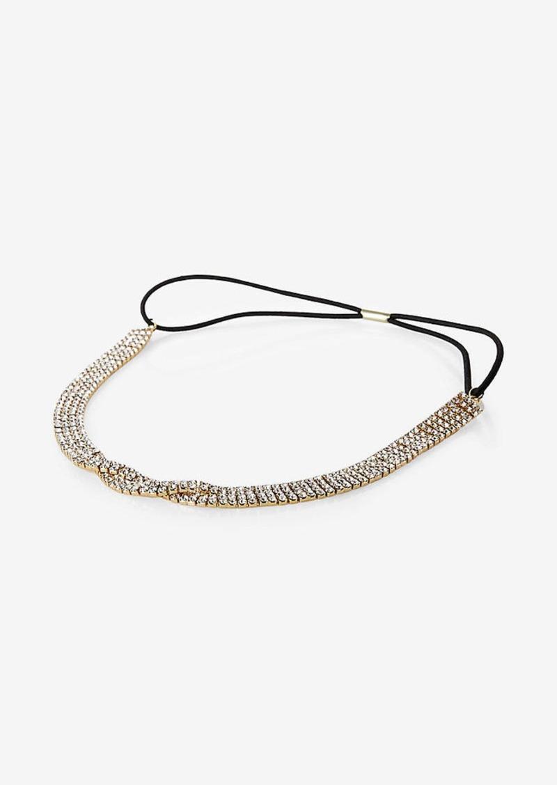 Express Embellished Twist Headband