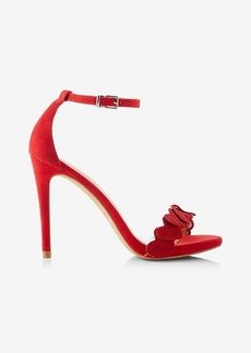 Express Heart Heeled Sandal