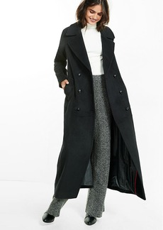 Maxi Wool Blend Coat