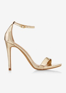 Express Mirrored Skinny Strap Heeled Sandal
