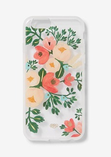 Express Rifle Paper Co. Clear Peach Blossom Iphone 6/6 S Case
