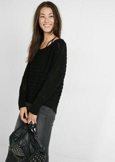 Express Thermal Long Sleeve Dolman Pullover