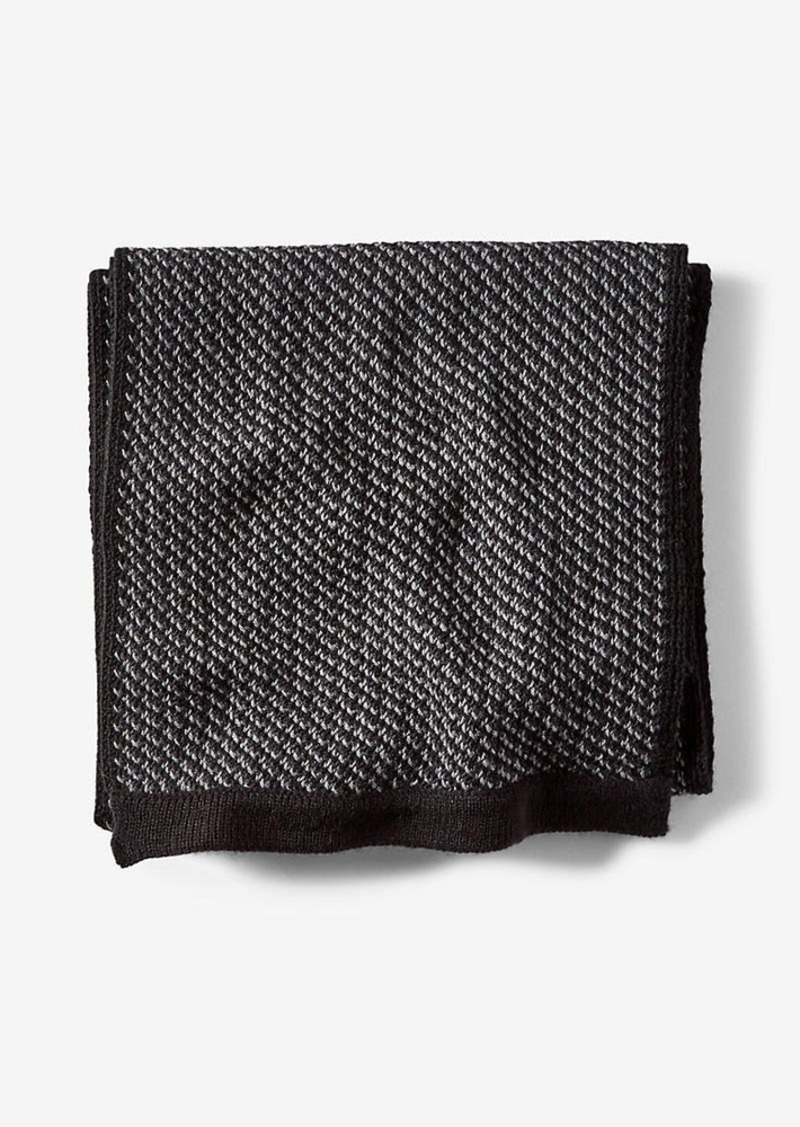 Express Tri Color Merino Wool Scarf