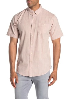 Ezekiel Bahama Pinstripe Print Regular Fit Shirt