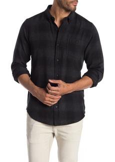 Ezekiel Compton Long Sleeve Woven Plaid Shirt