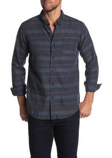 Ezekiel Coto Striped Long Sleeve Shirt