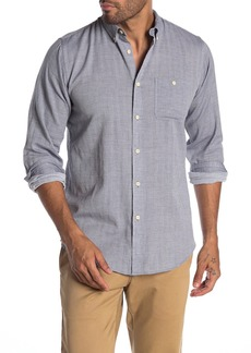 Ezekiel Coyote Stripe Long Sleeve Regular Fit Shirt