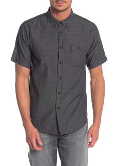 Ezekiel Eurea Short Sleeve Woven Shirt